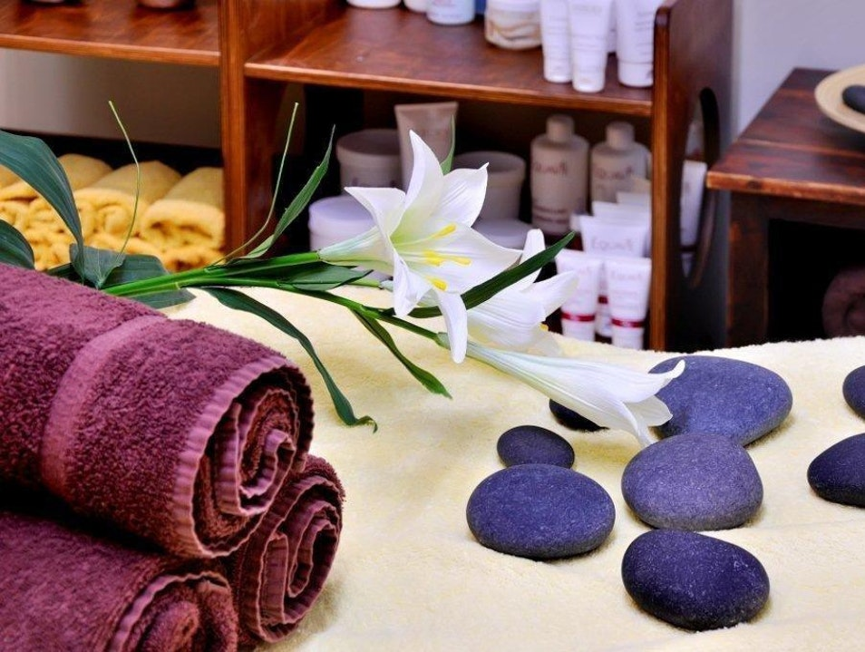 Pamper yourself with a spa break