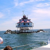 Thomas Point Shoal Lighthouse / Annapolis Maritime Museum