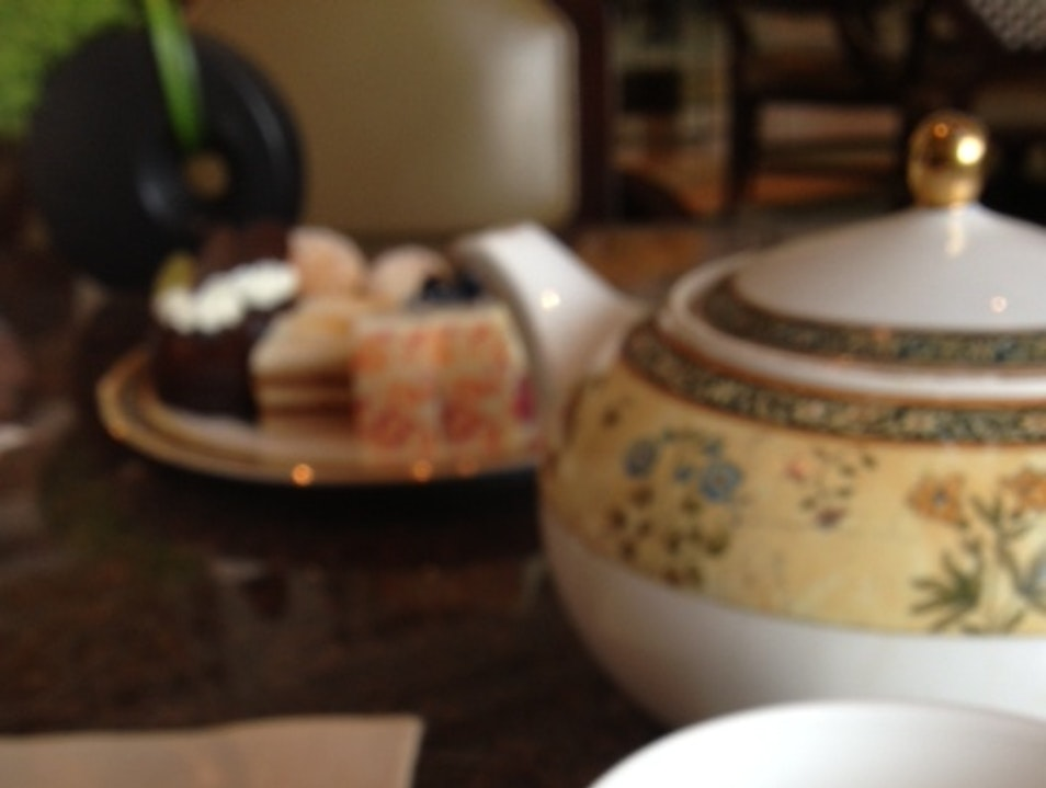 Afternoon Tea @ The Peninsula Hotel Chicago