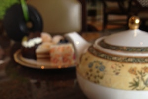 Tea for Two in Chicago