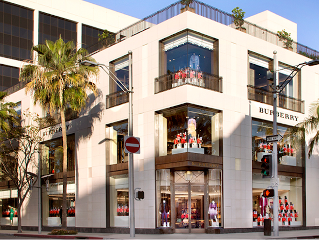 Burberry Beverly Hills