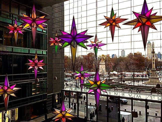 Christmas in New York: 3 Great Photo Op Spots