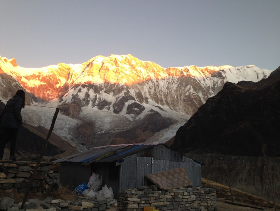 Special trekking package to Annapurna Base Camp with Frolic Adventure!! Ghandruk  Nepal