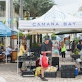 Farmers Market at Camana Bay George Town  Cayman Islands