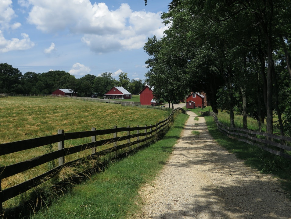 Country Living Just Outside the City Oxon Hill Maryland United States