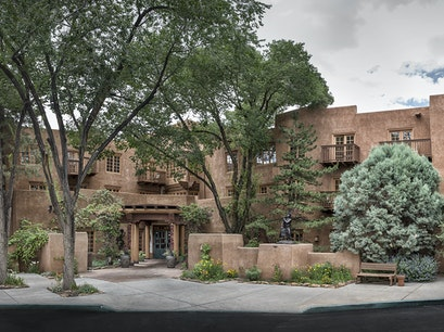 Hotel Santa Fe, The Hacienda and Spa Santa Fe New Mexico United States