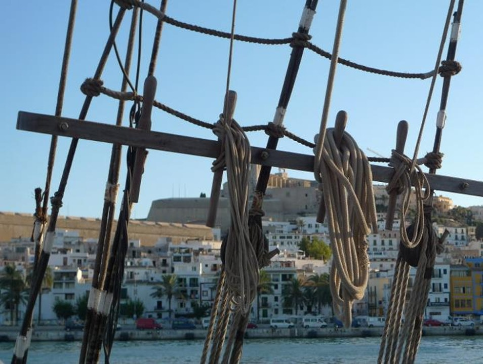 Discovering Ibiza's Old Town