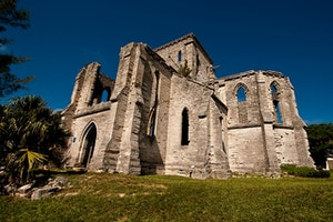 Unfinished Church