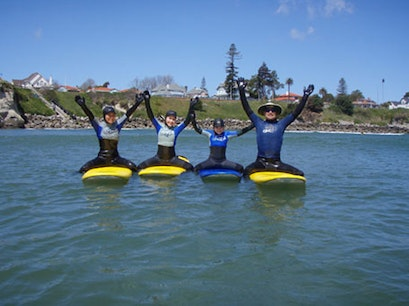 Club Ed International Surf School & Camps Santa Cruz California United States
