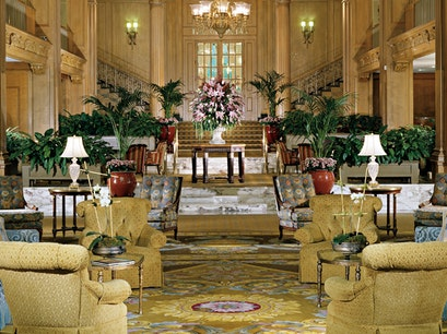 Fairmont Olympic Hotel Seattle Washington United States