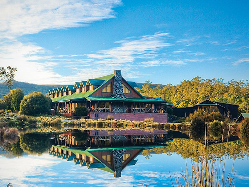 Cradle Mountain Lodge Cradle Mountain  Australia