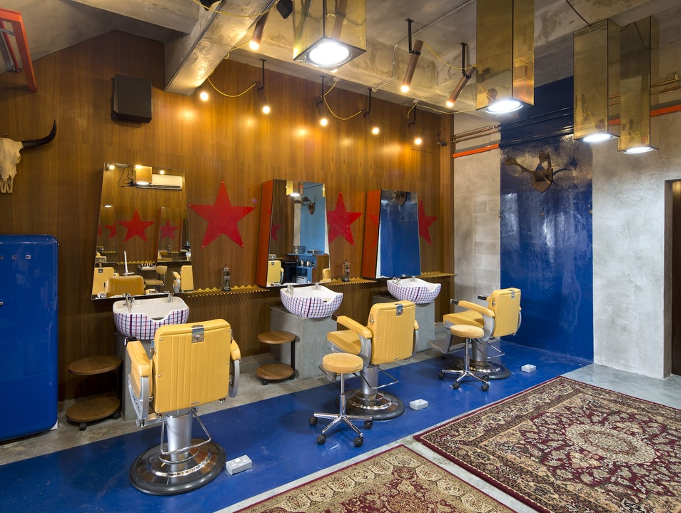We Need a Hero: Singapore's Burly Barbershop Singapore  Singapore