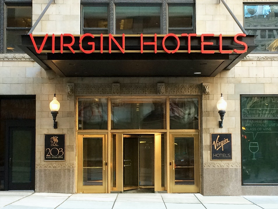 Virgin Hotels Chicago Chicago Illinois United States
