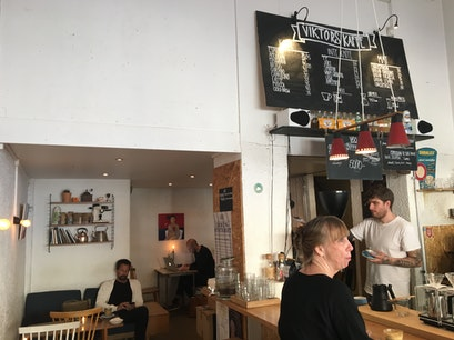 Viktors Kaffe Gothenburg  Sweden