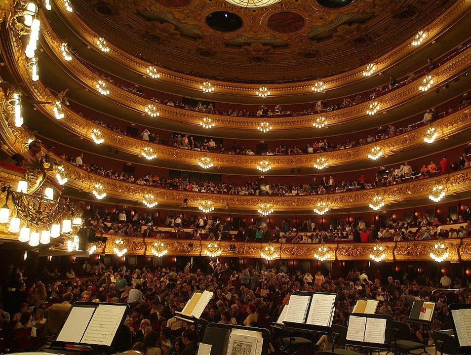 Immerse yourself in Barcelona's theater scene Barcelona  Spain