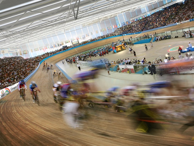 Taking a Spin at Glasgow's Sir Chris Hoy Velodrome