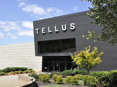 Tellus Science Museum Cartersville Georgia United States