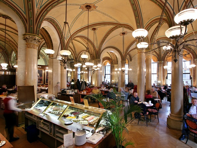 Viennese Coffeehouses