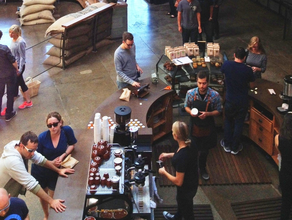 The Cathedral of Coffee