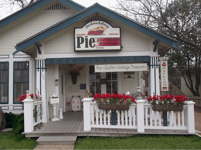 Fredericksburg Pie Company Winters Texas United States