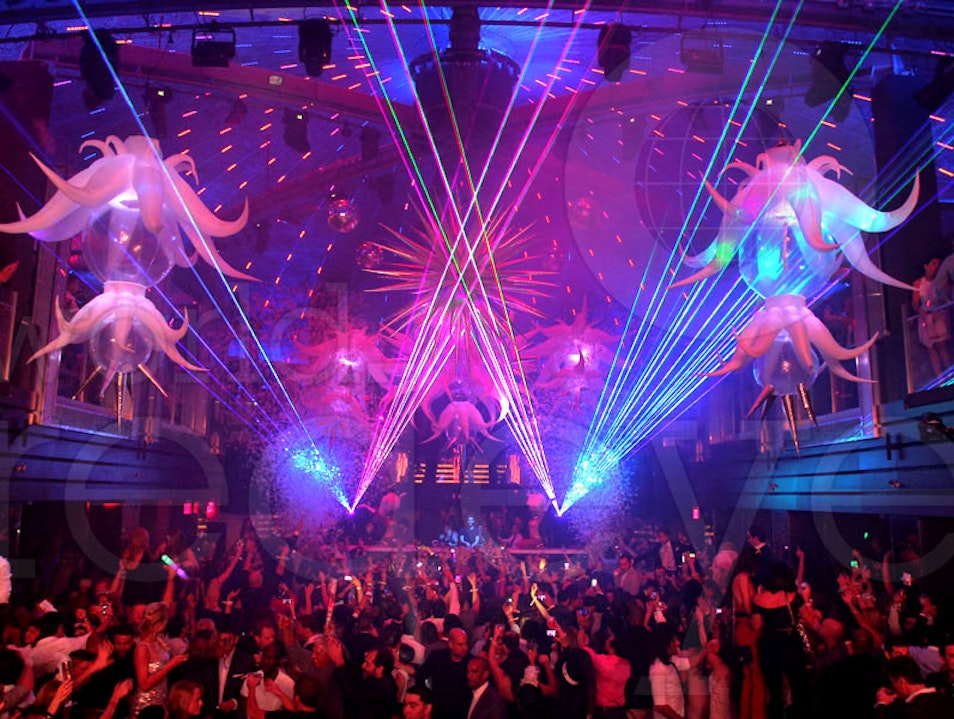 LIV: Miami's World-Famous Nightclub Miami Beach Florida United States