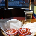 Los Bagels Co Arcata California United States