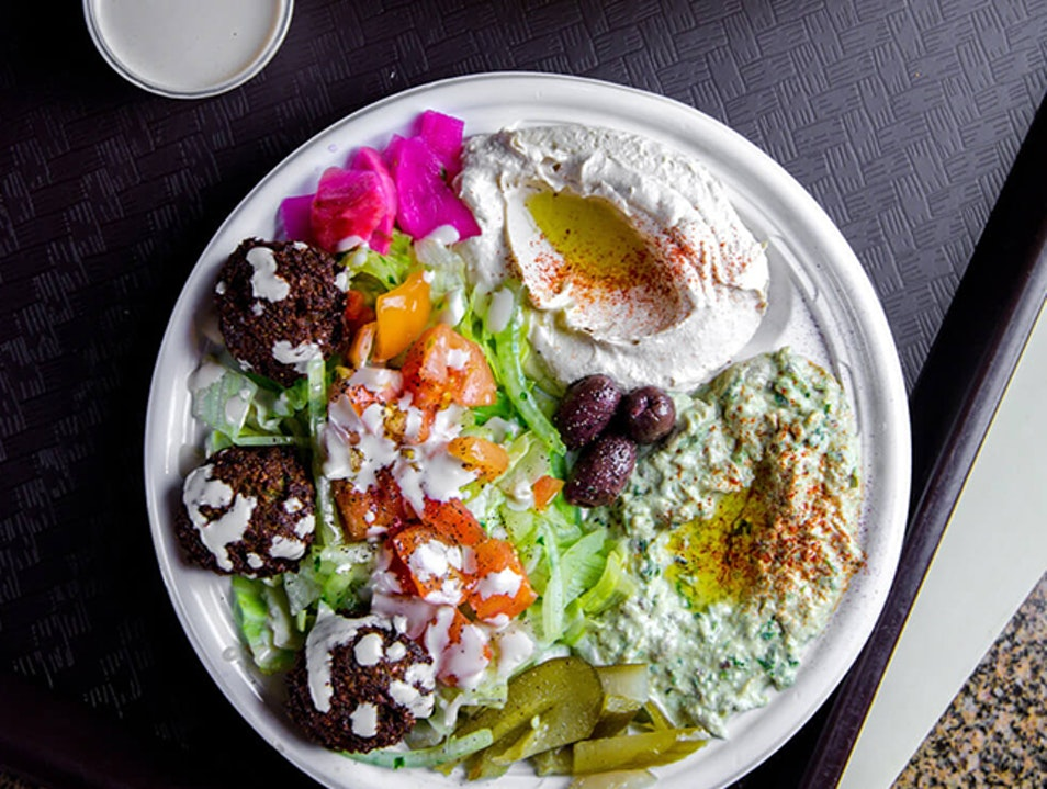 Best Shawarma & Falafel in NYC New York New York United States