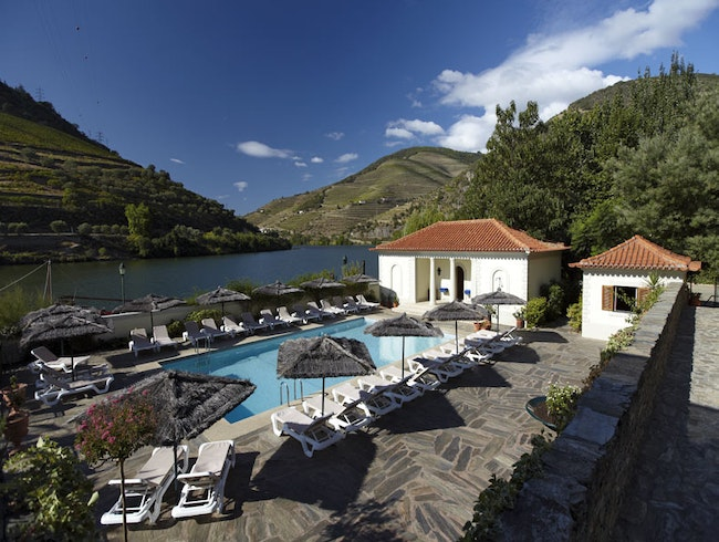 Douro Valley's best river front hotel