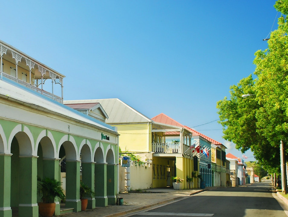 Frederiksted Historic District  Frederiksted  United States Virgin Islands