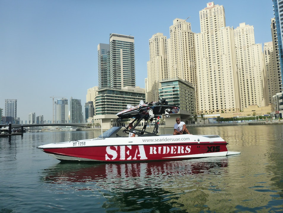 Hit the Water with Sea Riders Dubai  United Arab Emirates