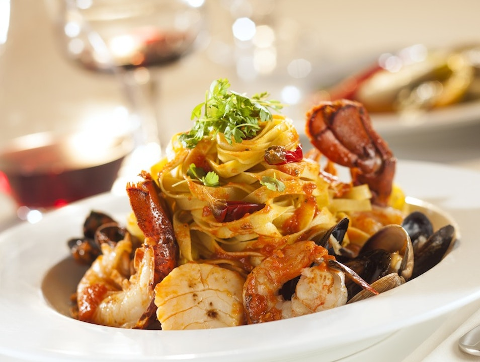 Italian Seafood in a Fun Atmosphere Henderson Nevada United States