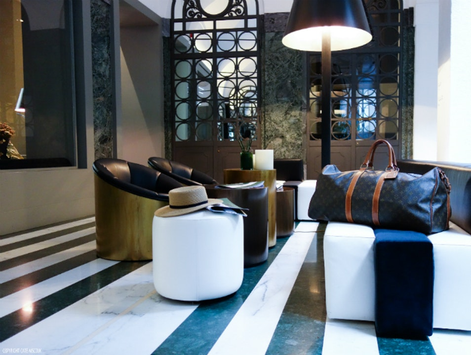 A chic stay in Milan