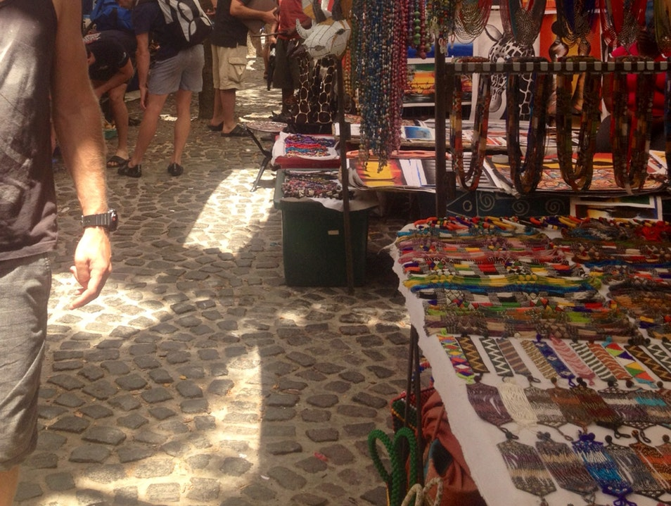 Green Market Square - Time To Bargain Cape Town  South Africa