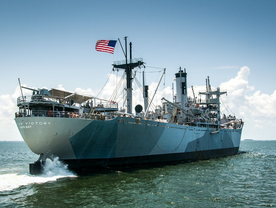 The SS American Victory: Honoring Those Who Served Tampa Florida United States
