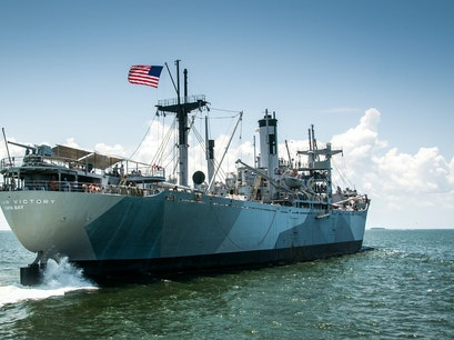 SS American Victory Tampa Florida United States
