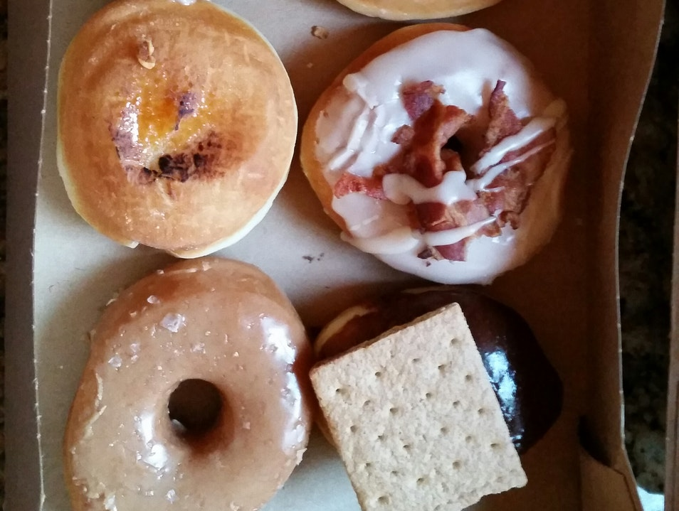 Delicious Craft Donuts and Coffee Indianapolis Indiana United States