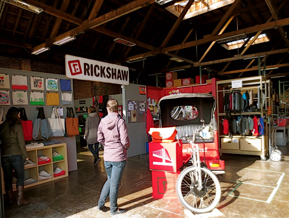 Rickshaw: Passion, Craft and Quality San Francisco California United States