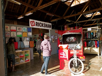 Rickshaw Bagworks San Francisco California United States