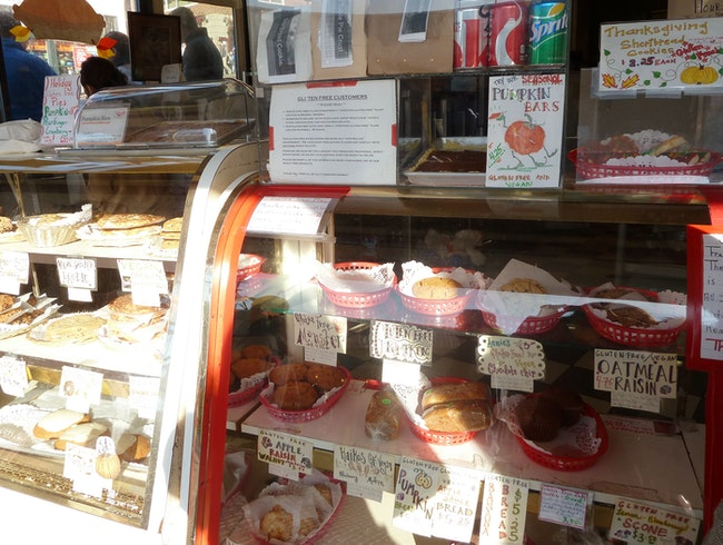Gluten-Free Goodies at the Market