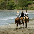 Horseback Ride to Campo del Mar Colon  Honduras