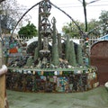 Watts Towers Los Angeles California United States