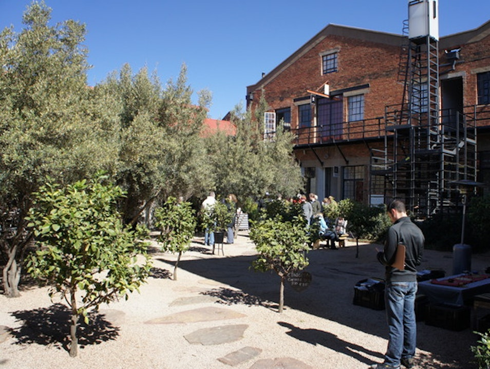 October 10, afternoon: Arts on Main