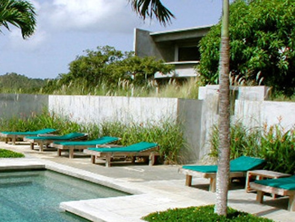 Hix Island House: Zen-like Peace on Vieques Vieques  Puerto Rico