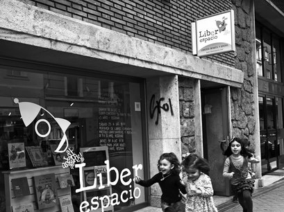 Librería Liberespacio Madrid  Spain