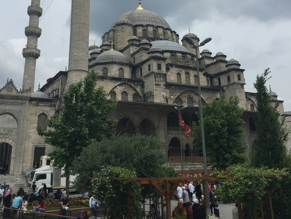 Must see but super crowded Istanbul  Turkey