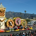 Tournament of Roses Parade Pasadena California United States