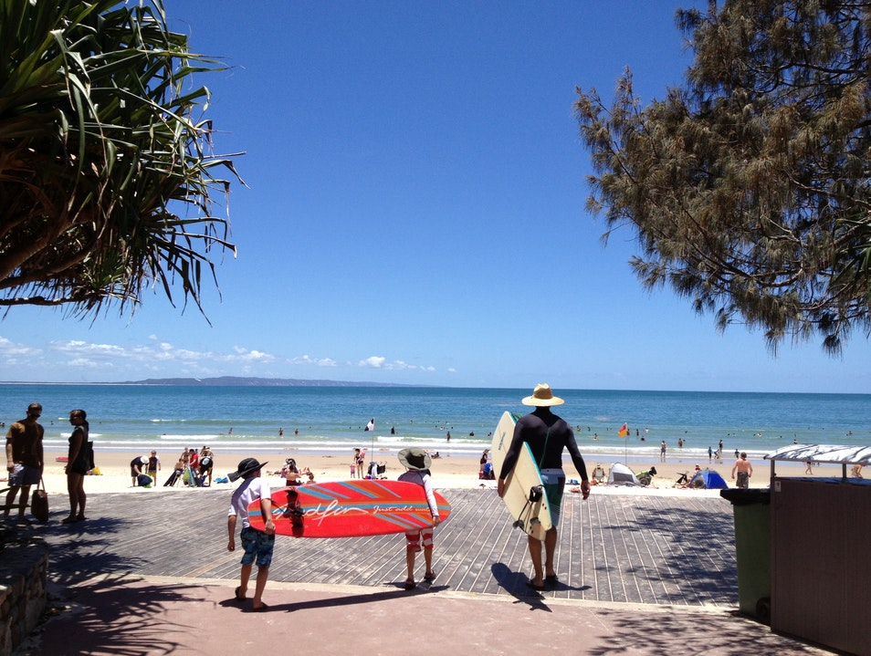 Noosa - How I love thee . . .  Noosa Heads  Australia