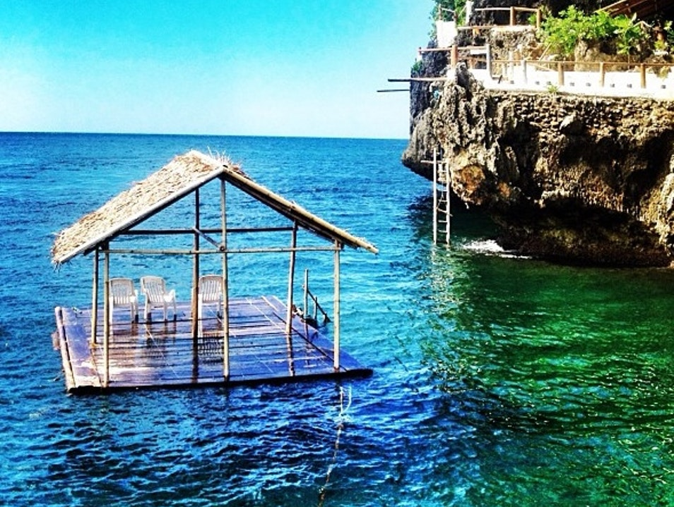 Borcay's Best: Get Drunk... Jump Off Cliffs Buruanga  Philippines