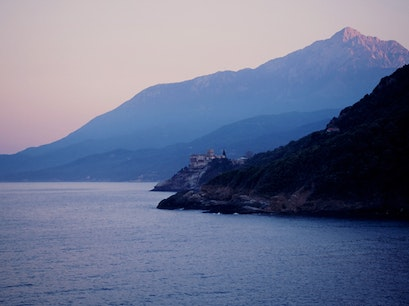 Ormos Vatopediou , Mt Athos Agion Oros  Greece