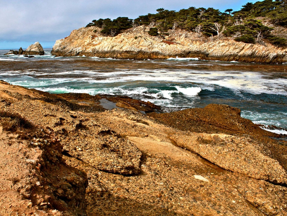 Stroll the rocky coast of Point Lobos State Reserve Carmel California United States
